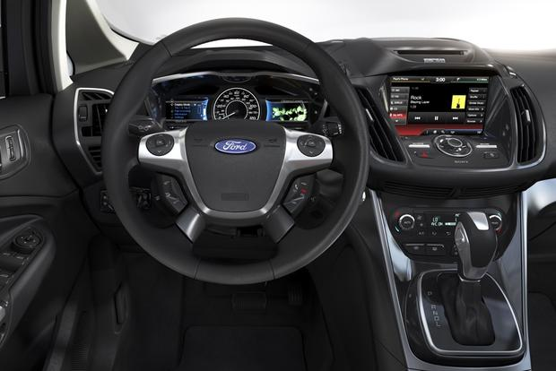 2014 Ford C-MAX Hybrid: New Car Review featured image large thumb5