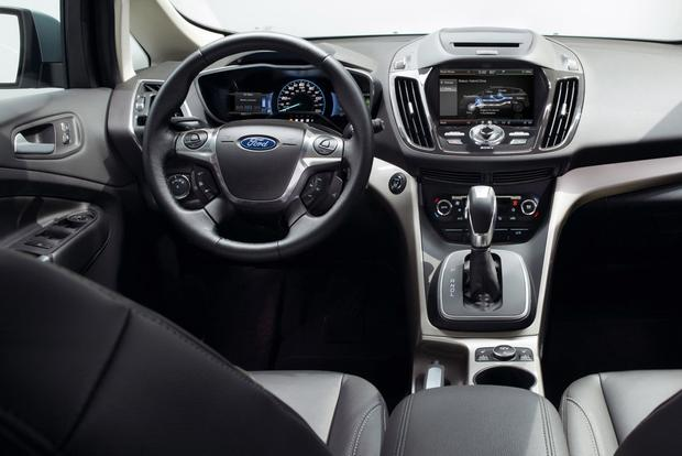 2014 ford c max energi new car review autotrader. Black Bedroom Furniture Sets. Home Design Ideas