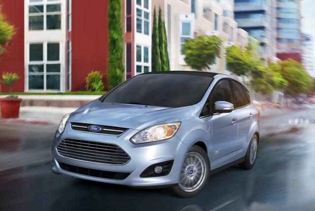 2014 Ford C-MAX Energi: New Car Review featured image large thumb0