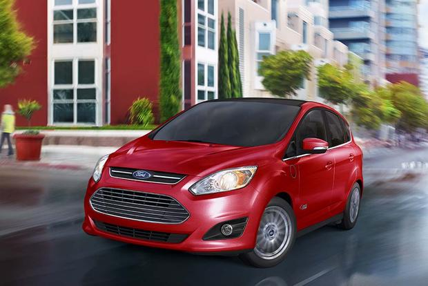 2016 Ford C-MAX Energi: New Car Review