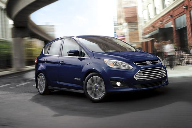 2017 Ford C Max Hybrid New Car Review Featured Image Thumbnail