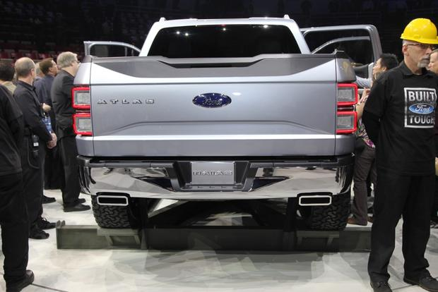 2013 Ford Atlas Concept: Detroit Auto Show featured image large thumb4