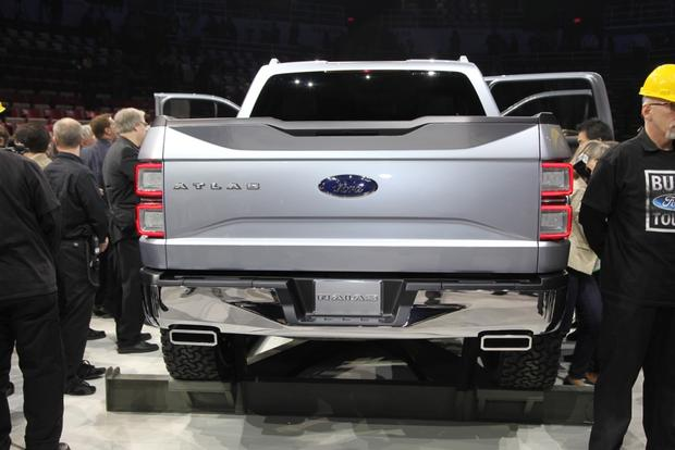 2013 Ford Atlas Concept: Detroit Auto Show featured image large thumb6