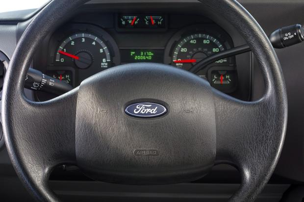 2013 Ford E-Series Van: New Car Review featured image large thumb1