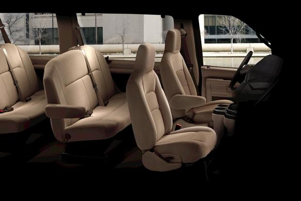 2013 Ford E Series Van New Car Review Autotrader