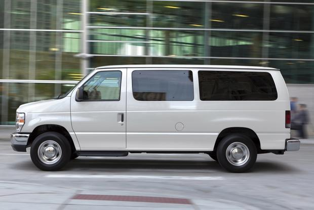 2014 Ford E Series Van New Car Review Featured Image Large Thumb0