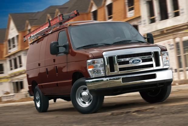 2014 Ford E-Series Van: New Car Review featured image large thumb1