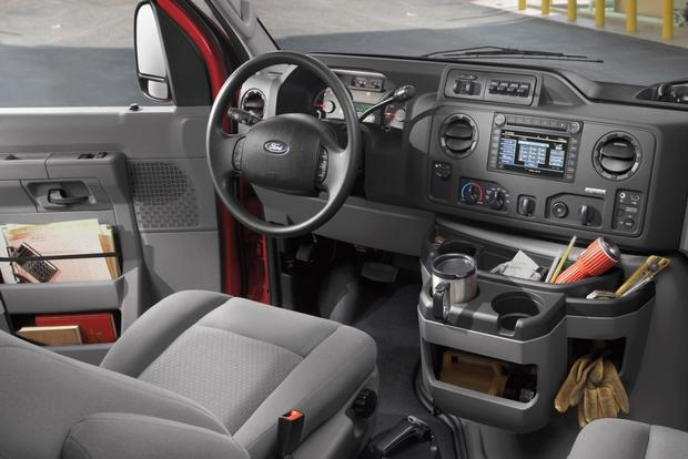 2014 Ford E Series Van New Car Review Featured Image Large Thumb3