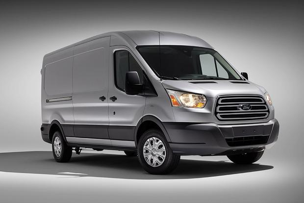 2014 Ford E Series Vs 2015 Ford Transit What S The