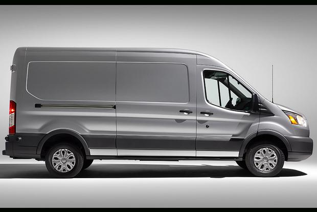 2014 Ford E-Series vs  2015 Ford Transit: What's the