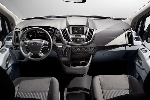 2016 Ford Transit Van >> 2014 Ford E-Series vs. 2015 Ford Transit: What's the Difference? - Autotrader