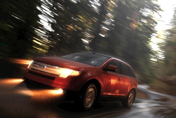 2007-2013 Ford Edge: Used Car Review
