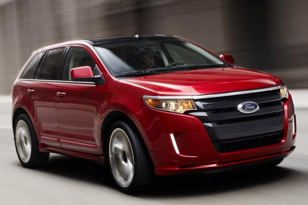 2012 Ford Edge: Used Car Review featured image large thumb2