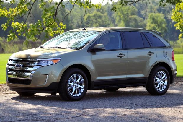 Ford Edge Used Car Review Autotrader