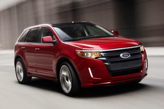 2013 Ford Edge: New Car Review featured image large thumb1