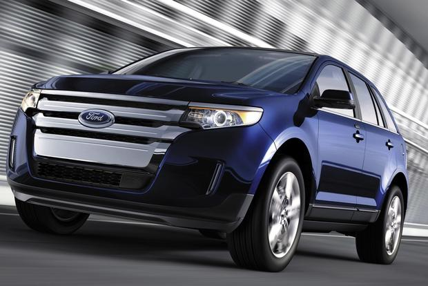 2014 ford edge new car review autotrader. Black Bedroom Furniture Sets. Home Design Ideas