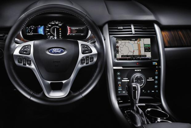 2014 Ford Edge: Used Car Review featured image large thumb2