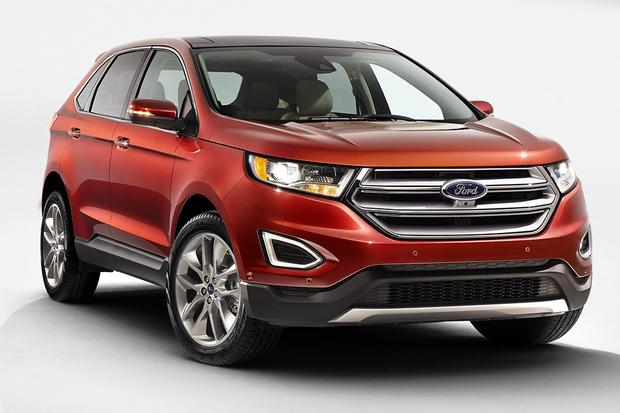 2015 Ford Edge: New Car Review featured image large thumb2