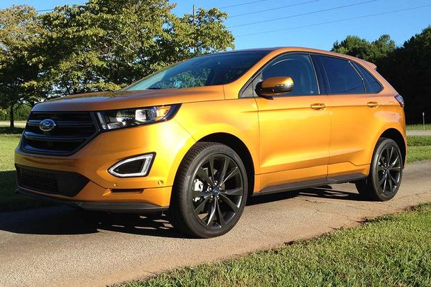 2015 Ford Edge Sport Real World Review Autotrader