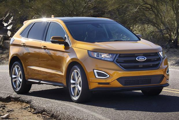 2015 ford edge vs 2015 ford escape what 39 s the difference autotrader. Black Bedroom Furniture Sets. Home Design Ideas