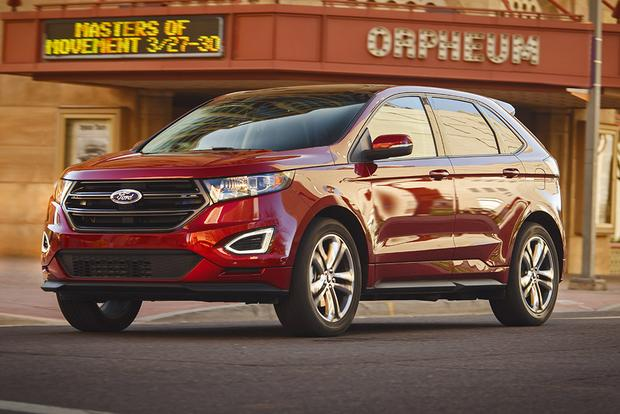 2016 Ford Edge vs. 2016 Lincoln MKX Whatu0027s the Difference? featured image large : cars similar to ford edge - markmcfarlin.com