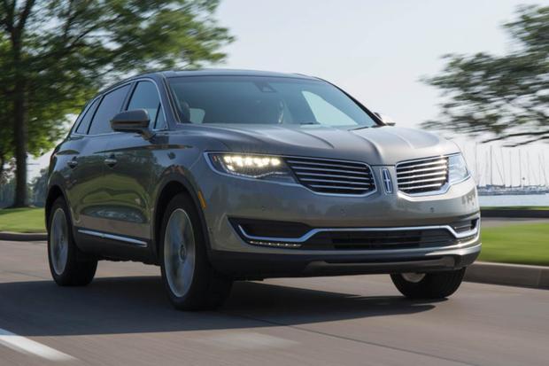 2016 Lincoln MKX Makes World Debut at NAIAS, It's a Glorified 2015 ...