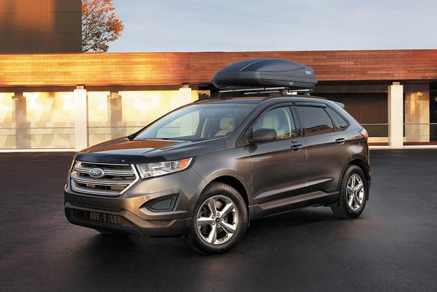 2015 ford edge vs 2015 ford escape what 39 s the difference. Cars Review. Best American Auto & Cars Review