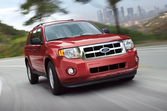 2012 Ford Escape: OEM Image Gallery featured image large thumb1