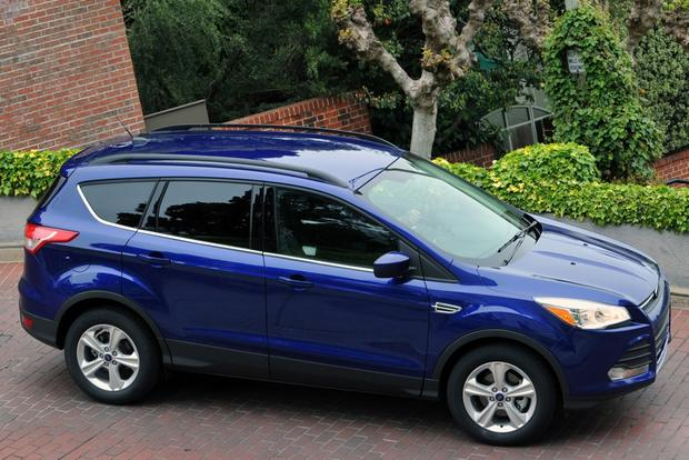 2013 Ford Escape: New Car Review