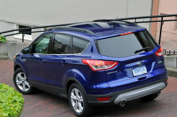 2013 Ford Escape New Car Review Autotrader
