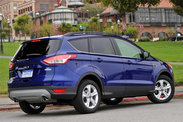2013 Ford Escape: New Car Review featured image large thumb2