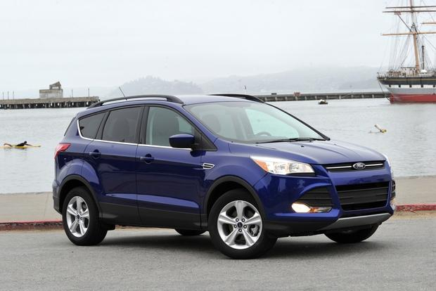 2013 ford escape new car review autotrader. Black Bedroom Furniture Sets. Home Design Ideas
