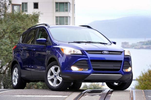 2013 Ford Escape: New Car Review featured image large thumb4