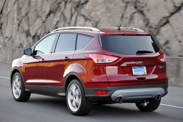 2013 Ford Escape: New Car Review featured image large thumb6