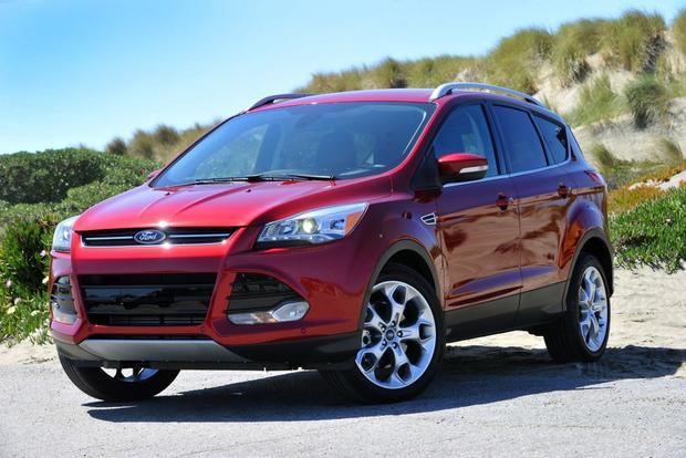 2013 Ford Escape: New Car Review featured image large thumb7