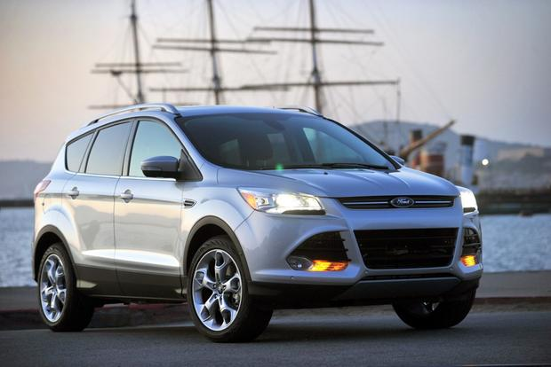 2013 Ford Escape: New Car Review featured image large thumb10