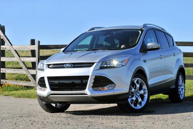 2013 Ford Escape: New Car Review featured image large thumb11