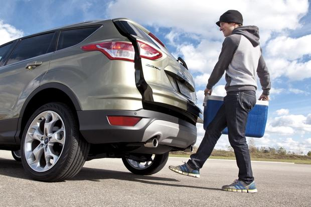 2013 Ford Escape: New Car Review featured image large thumb29