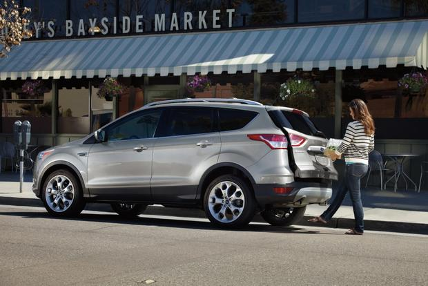 2014 Ford Escape: New Car Review featured image large thumb5