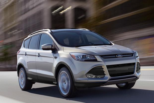 Used Car Review. 2014 Ford ... : ford small cars 2014 - markmcfarlin.com