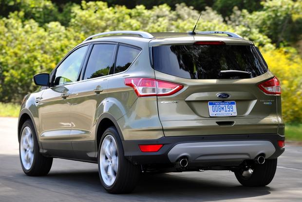 ford escape  honda cr   ototrendsnet