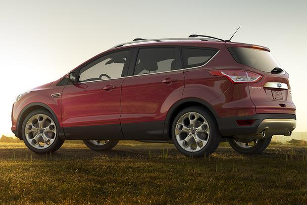 2016 ford escape new car review autotrader. Black Bedroom Furniture Sets. Home Design Ideas