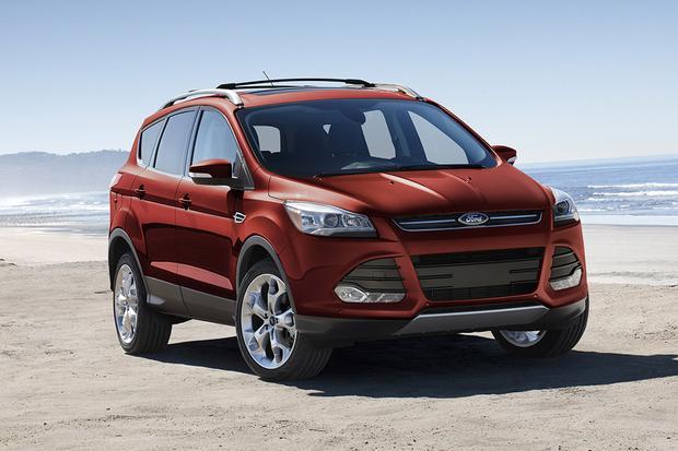 Ford Escape Vs Ford Edge >> 2015 Ford Escape: New Car Review - Autotrader