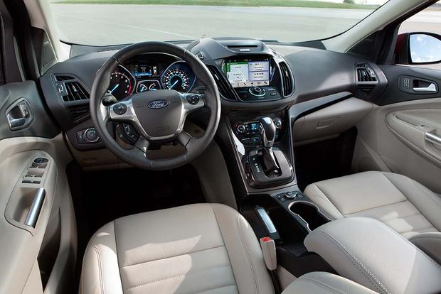 2016 Ford Escape: New Car Review featured image large thumb2