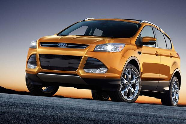 2016 Ford Escape: New Car Review featured image large thumb0