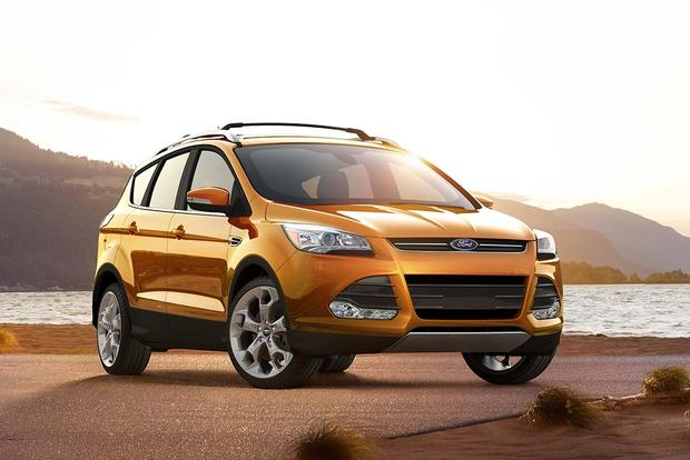 2016 Ford Escape: New Car Review featured image large thumb1