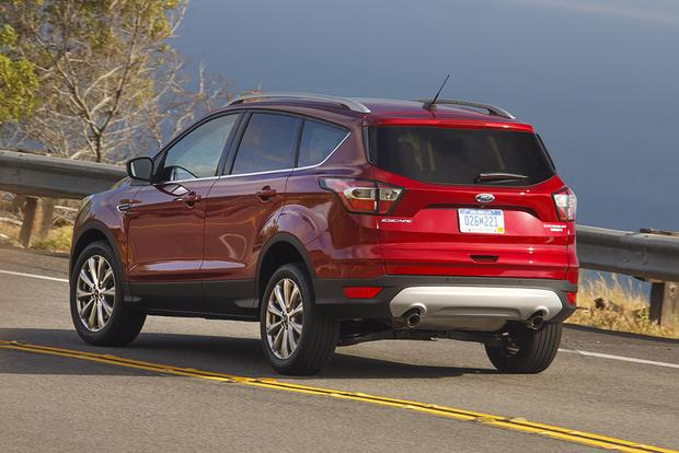 2017 Ford Escape: New Car Review featured image large thumb2