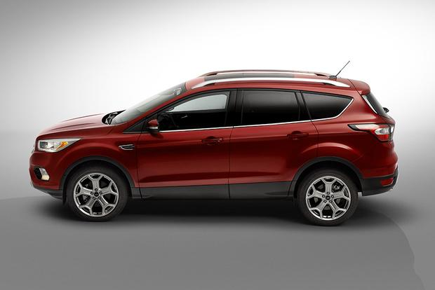 2018 Ford Escape: New Car Review