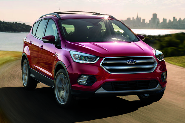 2018 Ford Escape New Car Review Autotrader