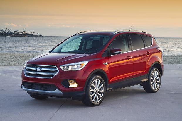 2018 Ford Escape: New Car Review featured image large thumb2